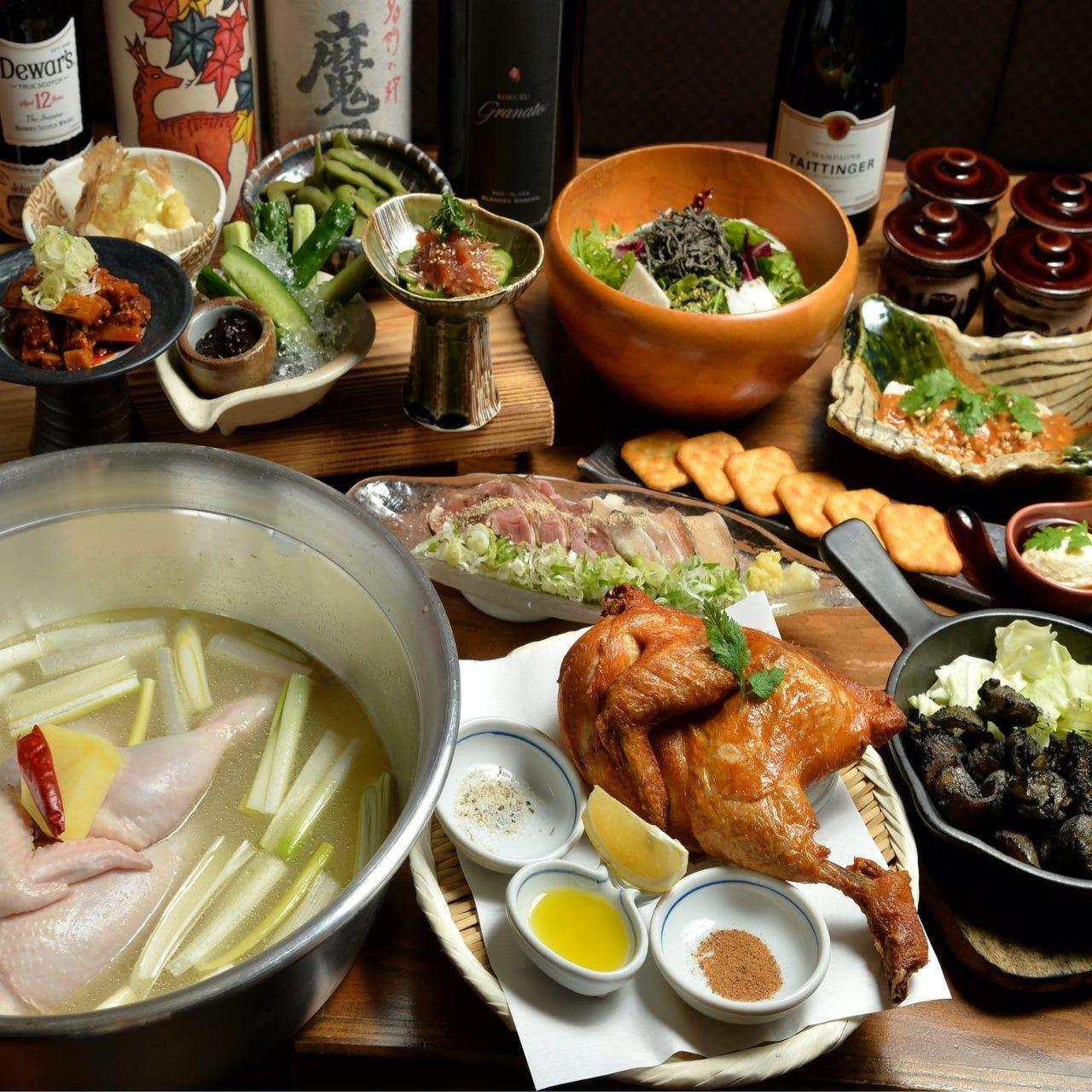 【贅沢コース】※料理のみの予約