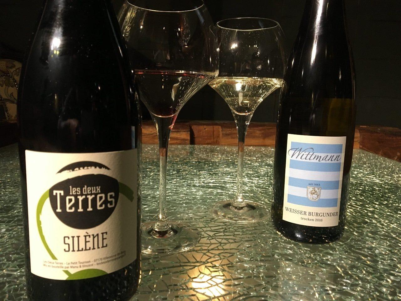 自然派ワインやオリジナルドリンク