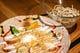 TVでも紹介された当店看板メニュー 「豆乳味噌十割蕎麦パスタ」