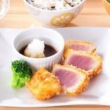 おぼんの定食-お魚の定食-