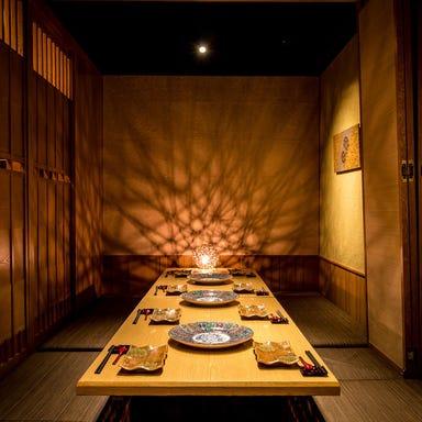 完全個室&鍋と焼き鳥食べ放題 鳥道楽 蒲田駅前店 店内の画像
