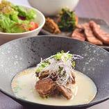 プレミアム 伊達の牛たんスープ ヘルシー定食