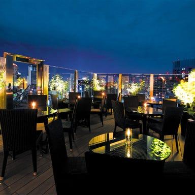 夜景ベトナムフレンチ チャオ サイゴン 肥後橋店 店内の画像