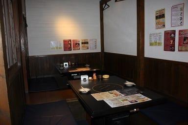 炭火焼肉・にくなべ屋 神戸びいどろ 北野坂店 メニューの画像