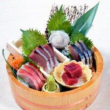 名物その① 産地直送の鮮魚