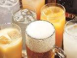 通常飲み放題は毎日実施してます。 1650円(税込)です。