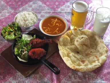 NAMASTE SURYA すーさんのインド料理 岩出店  コースの画像