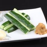 小玉醸造の秋田味噌きゅうり