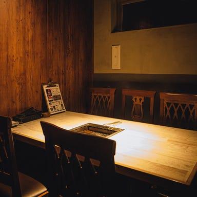 焼肉 USHIHACHI(ウシハチ) 上野店 店内の画像