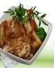 鶏肉のソテー ジンジャーソース弁当