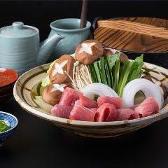 東京名物 鮪のねぎま鍋