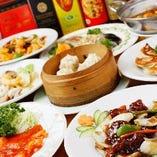 中華料理 金満園