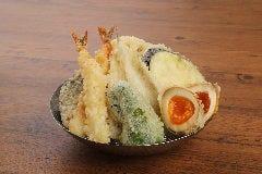 天ぷら なすび