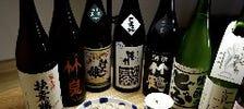 全国各地の純米酒ございます。