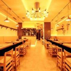 グリル&バーベキュー プラチナミート 白金肉  店内の画像