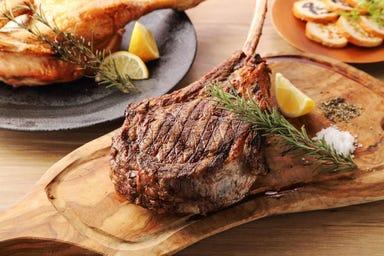 グリル&バーベキュー プラチナミート 白金肉  こだわりの画像