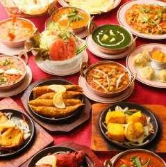 インド・ネパール料理 ガンジス川 大谷店