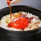 これこそ日本人のソウルフード!京都・丹波産の超濃厚卵かけご飯