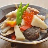 新潟の郷土料理や絶品の酒の肴をご用意しております!