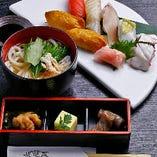 <ランチ>寿司御膳 1,280円