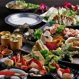 【120分飲み放題付】コク深い味わいが魅力の郷土料理『大和肉鶏の飛鳥鍋コース』5,500円