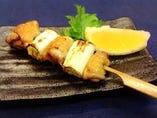 大和肉鶏 ねぎま串