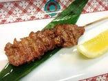 大和肉鶏 セセリ串