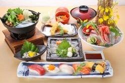 魚の巣 阪急西宮北口店 コースの画像