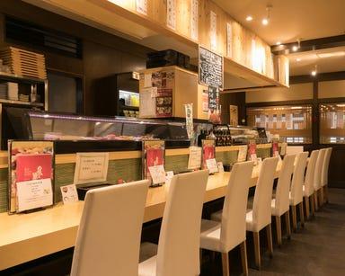 魚の巣 阪急西宮北口店 店内の画像