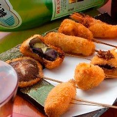 四季の串揚げと創作料理 和が家 ‐わがや‐神田店