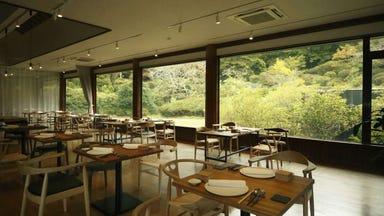 Kaji synergy restaurant  店内の画像