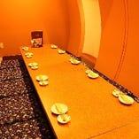 掘りごたつ宴会個室席◎食べ飲み放題で大満足のコースを完全個室で楽しめます♪