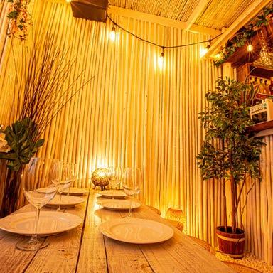 リゾートCafe & Bar スカイダイニング~Sky Dinning~ 新宿店  店内の画像