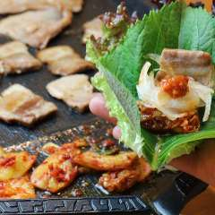 韓国家庭料理 オモニ食堂 実華,