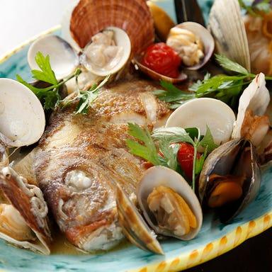 ナポリピッツァと 南イタリア料理のお店 アニモ コースの画像