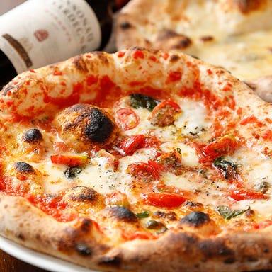 ナポリピッツァと 南イタリア料理のお店 アニモ こだわりの画像
