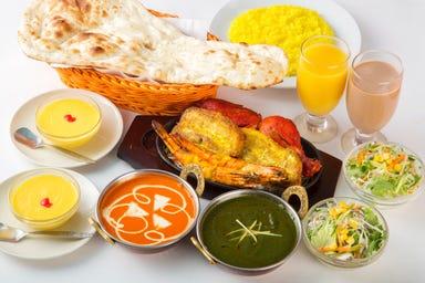 インドレストラン サンローズ 品川シーサイド店  メニューの画像