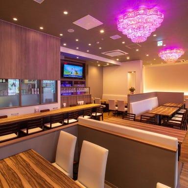 インドレストラン サンローズ 品川シーサイド店  店内の画像