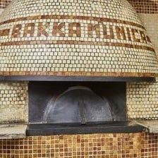 ナポリの名匠エルネストの薪窯