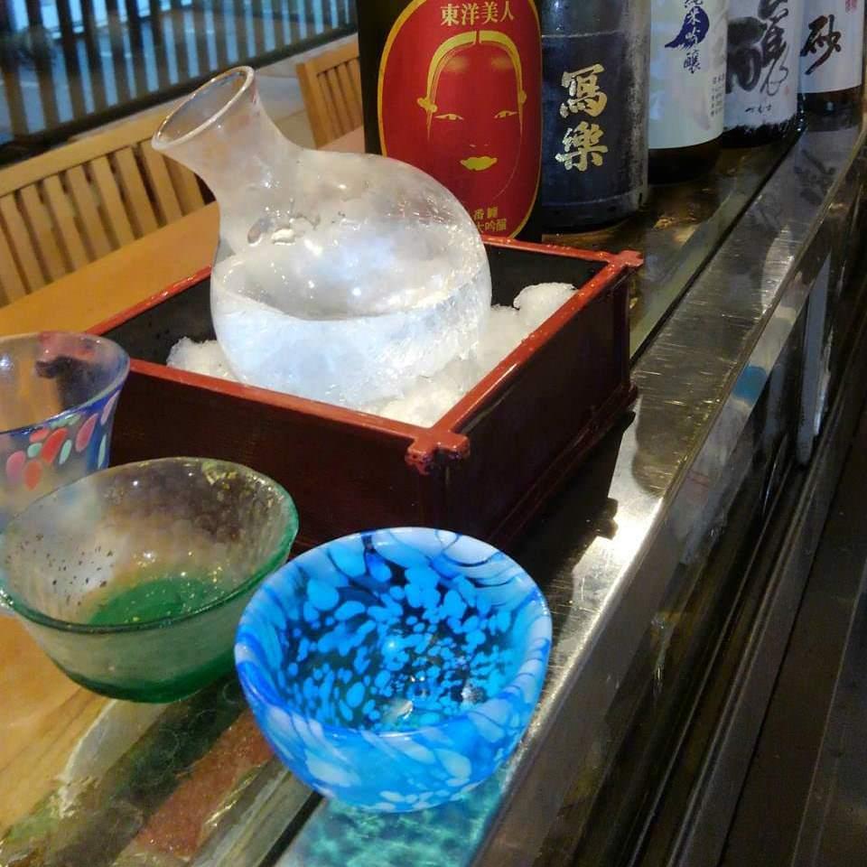 料理にぴったりと寄り添う厳選日本酒