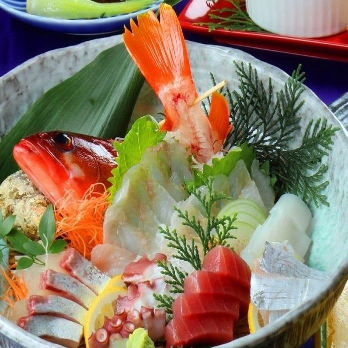 地元熊本の新鮮な活魚、随時入荷!