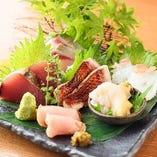 日本酒と共に。旬の味覚をご用意してお待ちしています!!