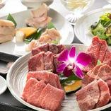 上質な厳選肉のみをご提供。存分にご堪能ください。