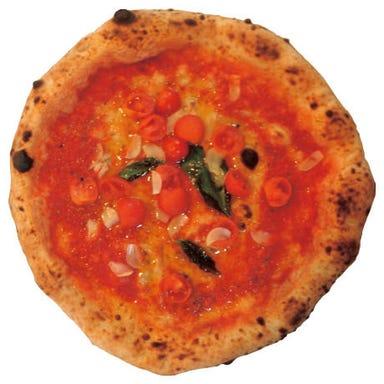 魚介イタリアンと薪ピザ イルアフェット メニューの画像