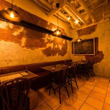 魚介イタリアンと薪ピザ イルアフェット 店内の画像