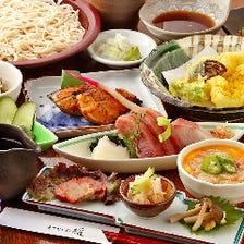 ◆接待・会食に! もてなし会席コース