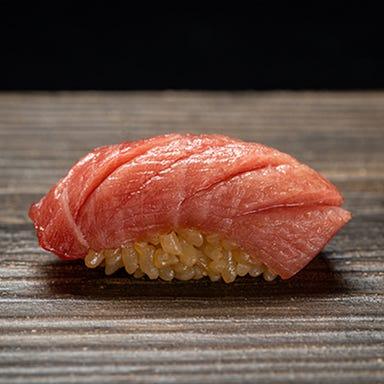 新宿 鮨 栞庵 やましろ 肉の心  コースの画像