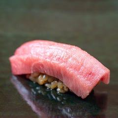 新宿 鮨 栞庵 やましろ 肉の心