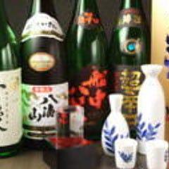 以外と日本酒が鶏とあいます!