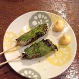 ささみ(梅肉/わさび/明太マヨ)
